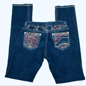 COOGI Skinny Jeans, Size 3/4, EUC